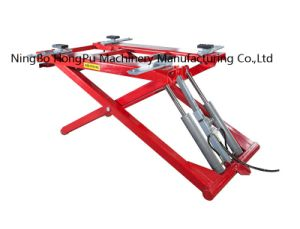 Our Factory Produce Specialty Lift 6000lbs MID Rise Lift Utility Car Lift