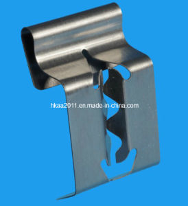 Custom Stamping Metal Spring Fastening Clips pictures & photos
