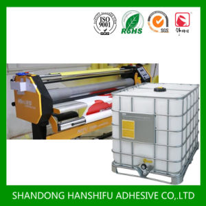 Paper with PE Film Lamination Adhesive/Water Based pictures & photos