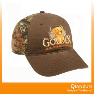 Print 3D Embroidery Washed Baseball Hat pictures & photos