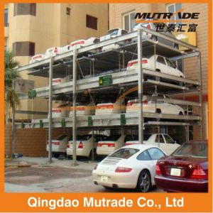 Auto Mechanical Intelligent High Quality Hydraulic Psh Puzzle Self Parking Lot pictures & photos