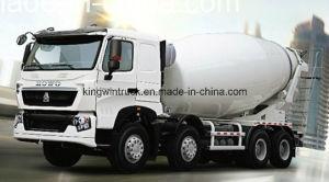 HOWO Brand 12m3 Concrete Mixer Truck pictures & photos