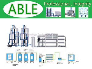 Reverse Osmosis System Water Purification Machine RO-5000L/H pictures & photos