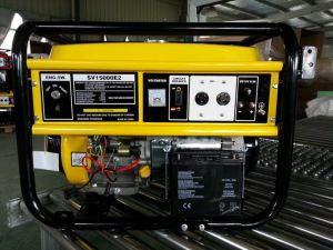 6kw Elepaq Type Petrol Generators (SV15000E2) for Home Power Supply pictures & photos