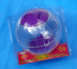 Clamshell Blister Packing for Play Ball (KSM-59)