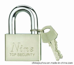 30mm Square Pins Iron Padlock (430) pictures & photos