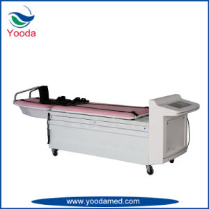 Cervical and Lumbar Medical Electric Traction Bed pictures & photos