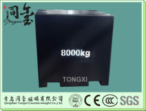 2000kg M1 Class Test Weights Calibration Weights, Cast Iron Weight pictures & photos