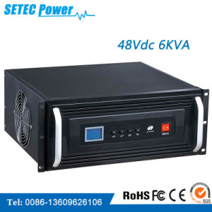 off-Grid Hybrid Power Solar Inverter with PV MPPT/ AC Charger (TEM3000A) pictures & photos
