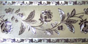 Gold Foil Wallpaper Border (RS18006) pictures & photos