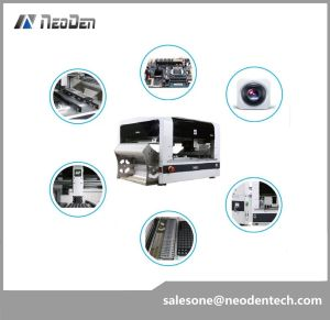 SMT Pick and Place Machine Neoden 4 with Vision Camera pictures & photos