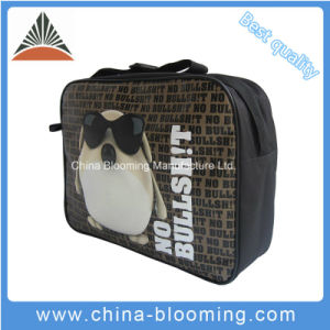 PU Polyester Airline Sling Despatch Messenger School Shoulder Bag pictures & photos