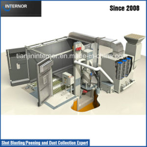 Mechanical Recirculation Blastroom or Blastbooth