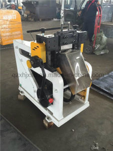 Guillotine Type Fiber Cutting Machine for Carbon Fibre pictures & photos