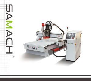 Italy Spindle Woodworking High-Quality CNC Center (CH-481C) pictures & photos