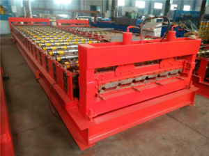 China Supplier Ibr Wall Panel Forming Machine pictures & photos