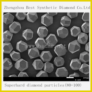 China Factory Hot Sell Superhard Diamond Particles for CBN Wheels