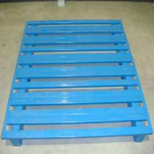 2- Way Single Faced Heavy Duty Industrial Warehouse Steel Pallet pictures & photos