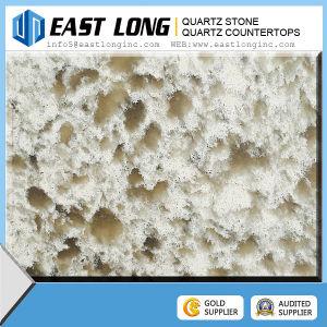 Quartz Stone Slabs Cheap Price and Beige Color Artificial Quartz Stone pictures & photos