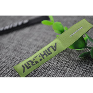 Customized Cotton Zipper Puller for Sports Clothing pictures & photos