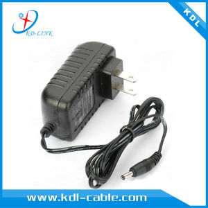 5V 9V 12V Switching Power Adapter 100-240V Input Voltage DC Plug Wall Charger
