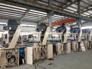 Surat 408 Model Gd50 Dobby Watet Jet Loom pictures & photos