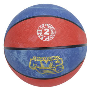 Rubber Basketball for Romotion pictures & photos