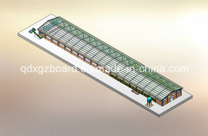 Steel Structure Chicken Farm-ISO9001: 2008 (BYCH-007) pictures & photos