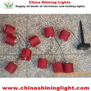 LED Bulb Holiday Solar Panel Decorative Lights pictures & photos