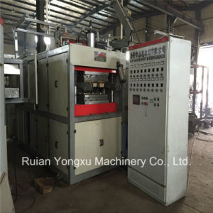 Plastic Cup Making Forming Machine (YXYY750*420) pictures & photos