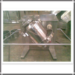 Three Dimensional Mixer Machine for Dry Materials pictures & photos