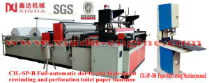 Toilet Paper Roll Making Machine (CIL-SP-B) pictures & photos