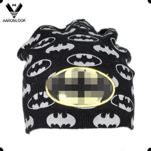 Cute Cartoon Style Rubber Print Hat pictures & photos