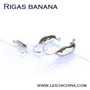 Top Garde Tungsten Ice Jig Wholesale Rigas Banana pictures & photos