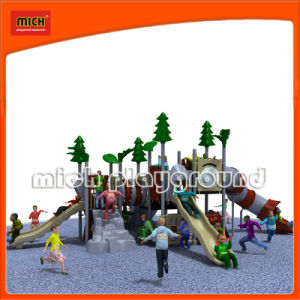 Children Used Outdoor Playground Big Slides for Sale (5227B) pictures & photos