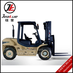 5 Ton Diesel Forklift for Sale pictures & photos
