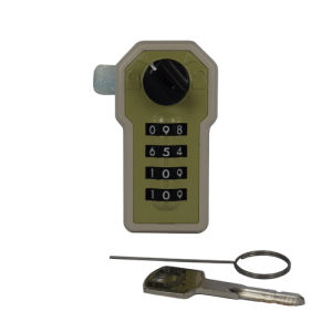 Locker Combination Cam Lock with Master Key Override (MB4010) pictures & photos