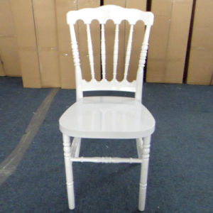 Resin Napoleon Chair in White pictures & photos