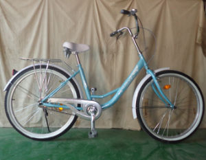 "Competitive Price 26"" Beach Bike City Bicycle (FP-BCB-C032) pictures & photos"
