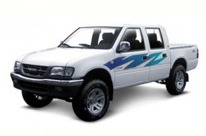 Isuzu 4X2 Double Row Cabin Diesel Pick up (QL1030XGDRB) pictures & photos