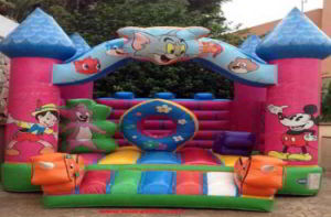 Tom and Jerry Inflatable Bouncer, Bouncy Castle House, Inflatable Bouncer for Kids and Adults pictures & photos