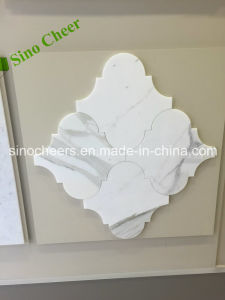 White Marble Crown Moulding, Marble Skirting Baseboard, Skirting Baseboard pictures & photos