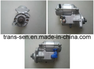Auto Starter (12V 1.4kw 9t) pictures & photos