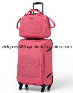 Fashion Wheeled Trolley Business Travel Luggage Case Suitcase (CY9959) pictures & photos