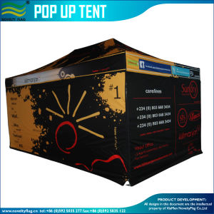 Steel Aluminum Folding Canopy Tent Pop up Glow Marquee Gazebo Roof Top Tent pictures & photos