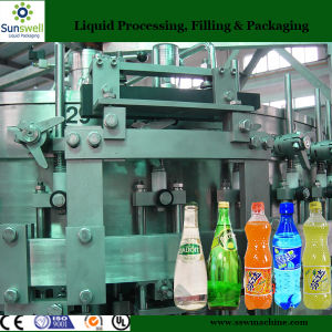 Best Price Automatic Carbonated Beverage Filling Line Small Foreign Manufacturer pictures & photos