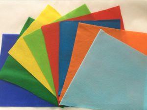 Polypropylene Spunbond Non-Woven Fabric for Shopping Bag pictures & photos
