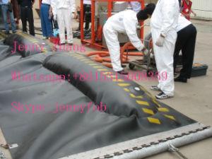 Solid Float PVC Oil Booms/Rubber Boom/Oil Fences pictures & photos