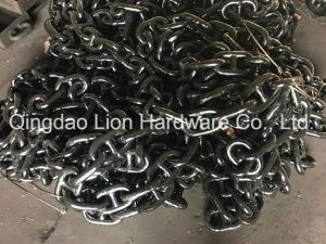 Stud Link Anchor Chain for Marine Vessel with ABS Lr CCS Certificate pictures & photos