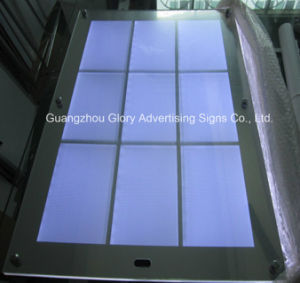Magic Signage Monitor/ Magic Mirror Backlight Poster Light Box pictures & photos